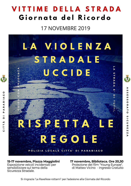 Sicurezza Stradale, eventi a Parabiago per il ricordo delle Vittime 3