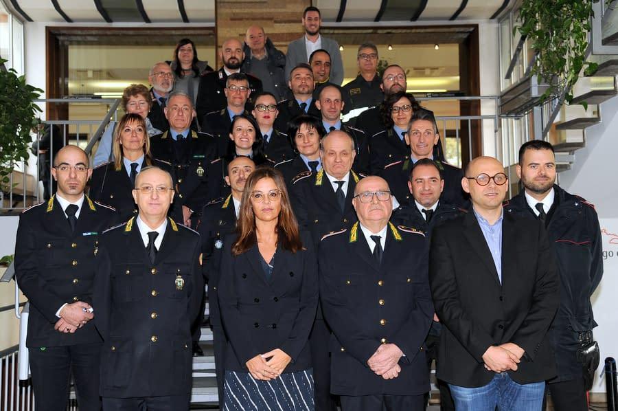 Celebrazione di San Sebastiano con la Polizia Locale di Parabiago 3