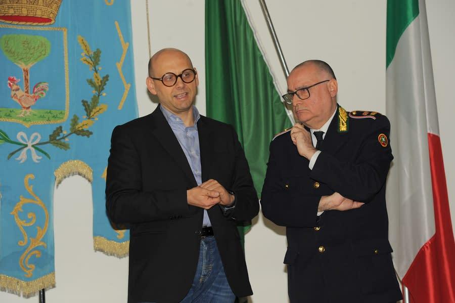 Celebrazione di San Sebastiano con la Polizia Locale di Parabiago 9