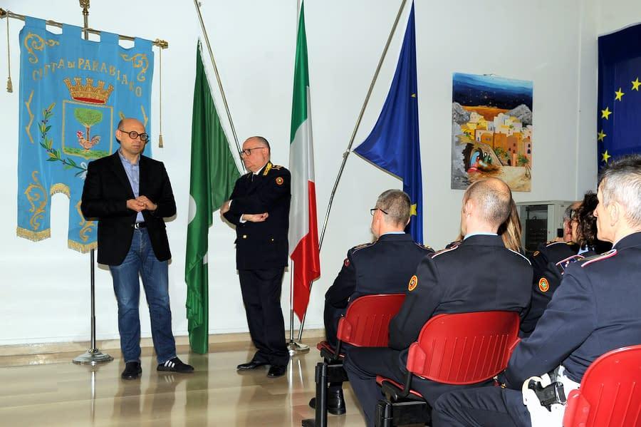 Celebrazione di San Sebastiano con la Polizia Locale di Parabiago 8