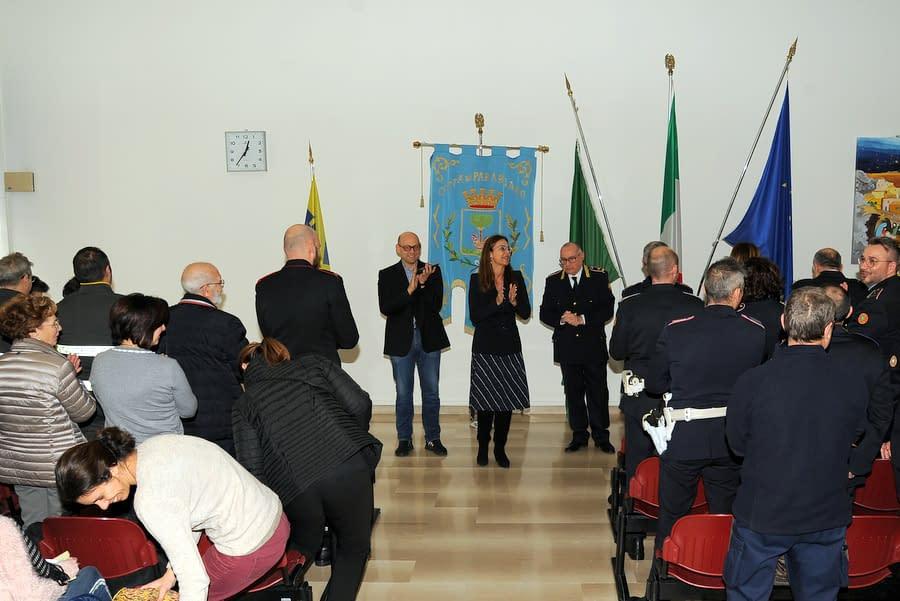 Celebrazione di San Sebastiano con la Polizia Locale di Parabiago 7