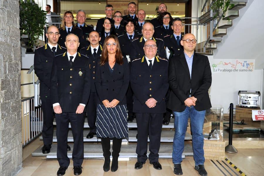 Celebrazione di San Sebastiano con la Polizia Locale di Parabiago 4