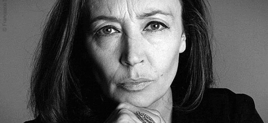 Oriana Fallaci e l'obbligo morale 8