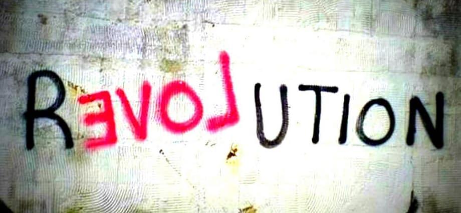 amore, una parola rivoluzionaria