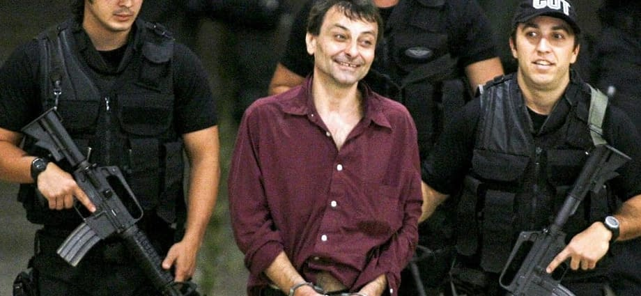 Cesare Battisti arrestato