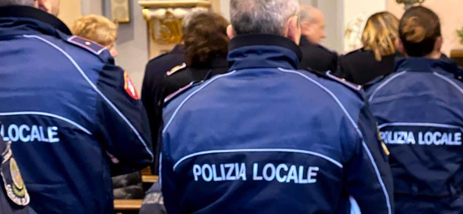 San Sebastiano con la Polizia Locale